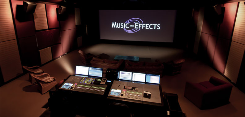 Music and Effects Cinema