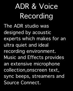 Services: ADR