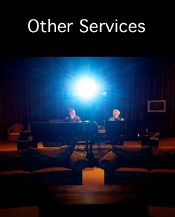 Services: Other Services