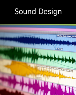 Services: Sound Design
